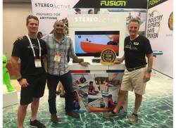 FUSION® STEREOACTIVE HONORED AT 2017  OUTDOOR RETAILER