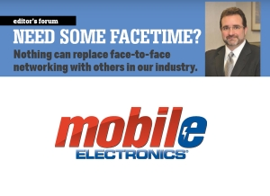 Read Mobile Electronics Editors Forum: Need Some Facetime?