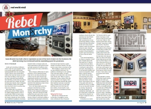 April Issue Feature: Real World Retail - Kingpin Car & Marine Audio