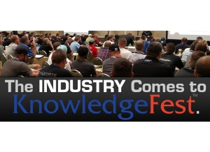 KnowledgeFest™ Sends Strong Message: Be in Indy Next Year
