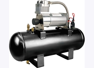 "Omega Now Shipping New AC-2.0 2-Gallon 150 PSI ""Air-Tank/Compressor"" Unit"