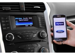 New Ford Sync Improves Nav, Adds Visual Apps