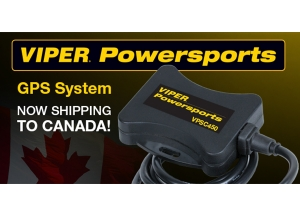 Directed Announces Viper Powersports GPS Now Shipping for Canadian Customers – Viper VPSC450