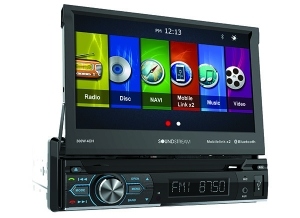Soundstream Begins Shipping New Single-DIN Receiver
