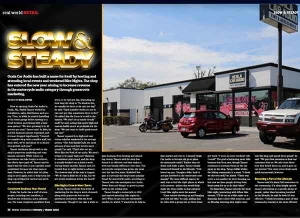 March Issue Feature: Real World Retail - Ocala Car Audio