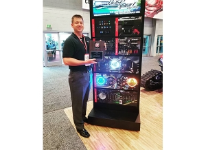 Race Sport Lighting is awarded one of the Best New 2019 Power Sports Awards at SEMA Show