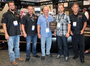 Wet Sounds Recognizes Top Reps At SEMA Show 2016