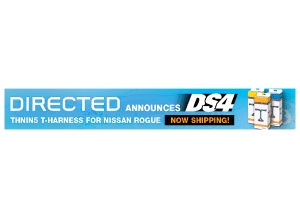 Directed Announces New Nissan DS4 T-Harness