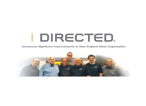 Directed Announces Significant Improvements to New England Sales Organization