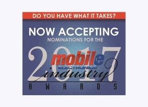 Mobile Electronics Industry Awards 2017 Now Accepting Nominations