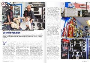 June Issue Feature: Real World Retail - NVS Audio