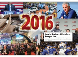 December Issue Feature: Year In Review: A Retailer's Perspective