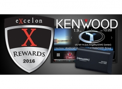 KENWOOD to Support Specialists In 2016 With X Rewards Promotion