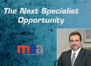 June Issue: The Next Specialist Opportunity