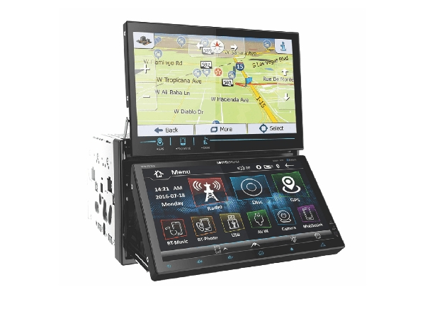 ORDERS NOW BEING TAKEN FOR THE SOUNDSTREAM VRN-DD7HB SOURCE UNIT