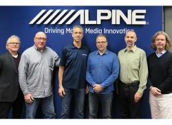 Alpine Electronics of America Announces Rep and Rep Firm of the Year
