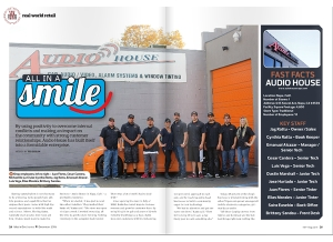 December Issue Feature: Real World Retail - Audio House