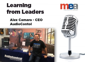 Listen to Learning from Leaders with Alex Camara, CEO of AudioControl