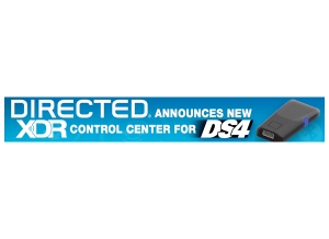 Directed Announces New DS4 Control Center