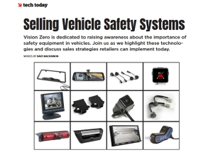 Tech Today - Selling Vehicle Safety Systems