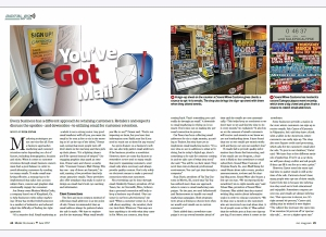 June Issue Feature: Digital Biz Series - You've Got Mail
