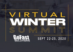 GoFast Solutions Announces the 2020 Virtual Winter Summit Sep. 22 – 25, 2020