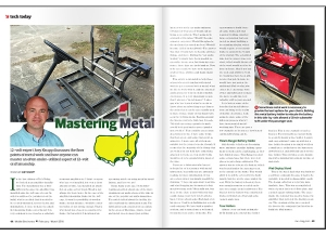 March Issue: Mastering Metal - Tech Feature