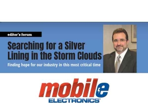 ME-Mag Editors Forum: Searching for a Silver Lining in the Storm Clouds