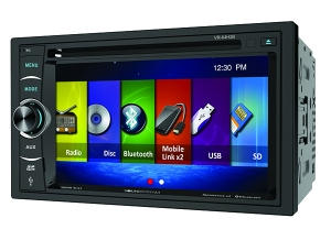 Soundstream Begins Shipping New Touch-Screen Receiver