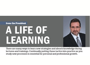 May Issue Blog: A Life of Learning