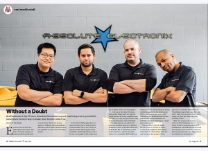 June Issue Feature: Real World Retail - Absolute Electronix