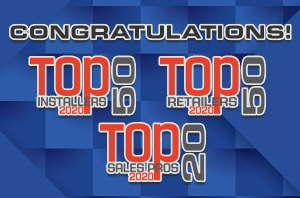 MEA Announces 2020 Top 50 Retailers, Top 50 Installers and Top 20 Sales Professionals